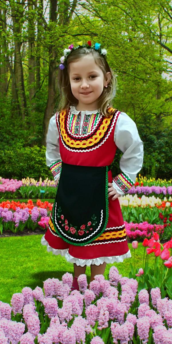 Детски носии за момичета
